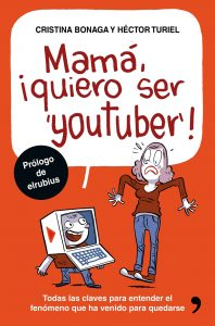 portada mamá quiero ser youtuber