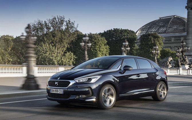 Avis Car Rental España añade el DS 5 a Avis Select Series