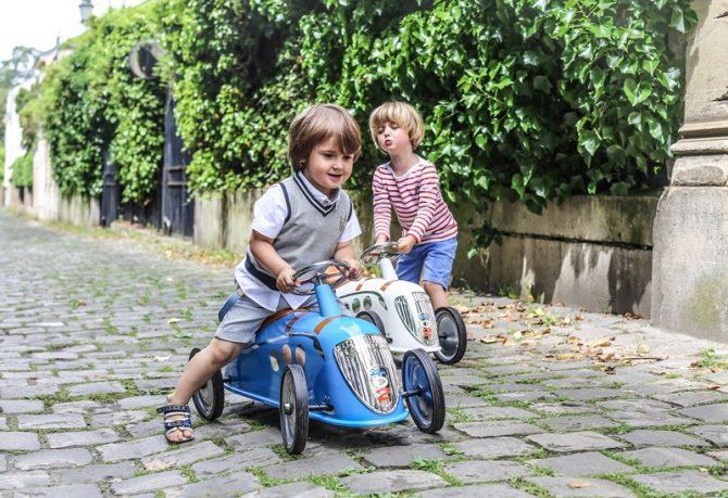 Nuevos cochecitos infantiles Peugeot 402 coupé Darl'mat