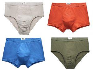 ropa interior unisex