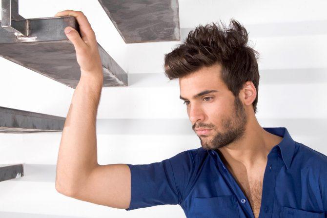 Peinados masculinos que no pasan de moda