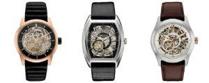 Kenneth Cole presenta su colección de relojes para hombre