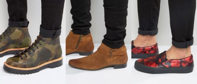 Tendencias en calzado de hombre para el O-I 16-17