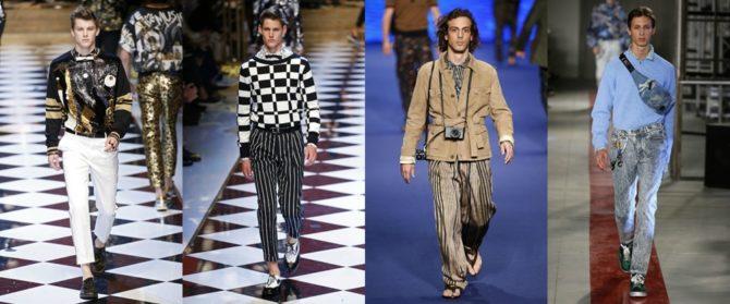 Tendencias moda masculina Verano 2017