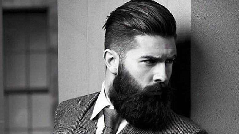 peinados modernos de hombre