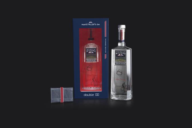 MARTIN MILLER'S GIN by DOUBLE 00, ideal para un Gentleman del siglo XXI