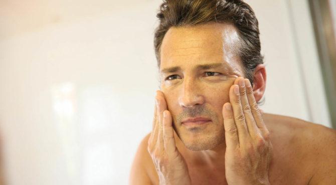 Cremas faciales para hombre