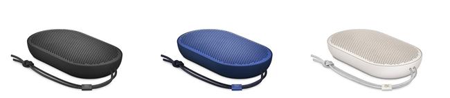 Los altavoces inalámbricos con Bluetooth B&O PLAY presentan Beoplay P2