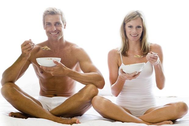 Perder peso, la diferencia entre hombre y mujer