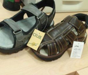 Calzado Masculino retirado del mercado por alto contenido en Cromo VI