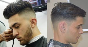 Corte Fade, el peinado de moda