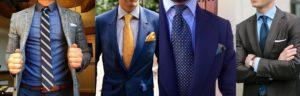 Qué tipo de Corbata usar en cada ocasión
