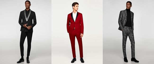 Trajes para Hombre de Fiesta de Zara