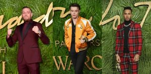 British Fashion Awards 2017, los hombres triunfan