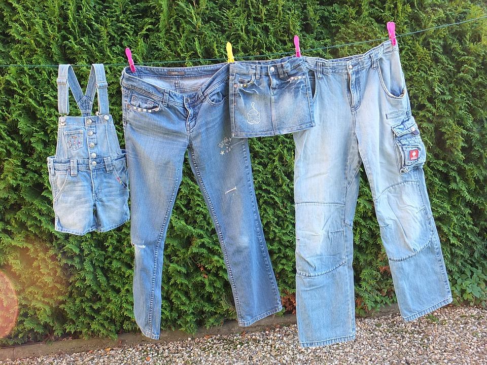 Cuidar tus Jeans para que te duren más tiempo