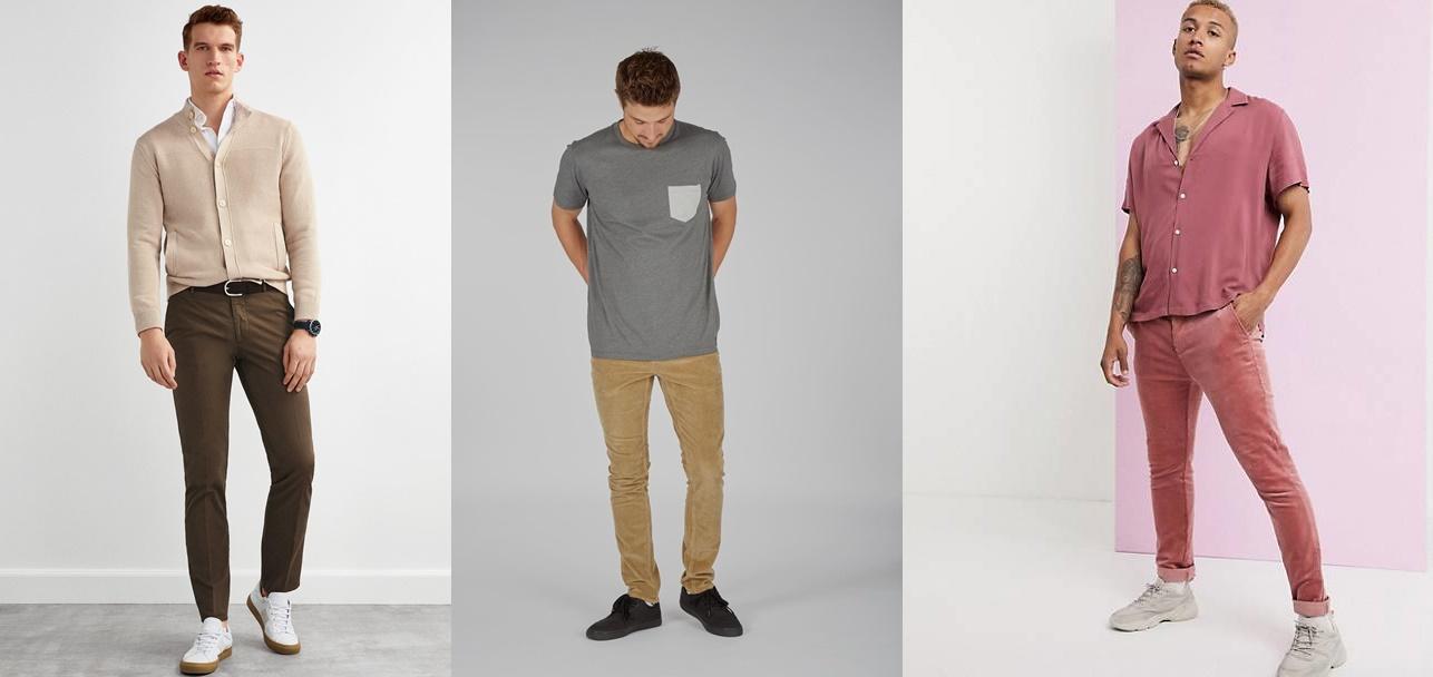Tipos de pantalones que todo hombre debería tener en el armario